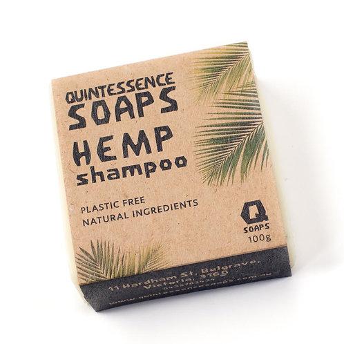 Quinessence Soaps - Shampoo Bar Hemp