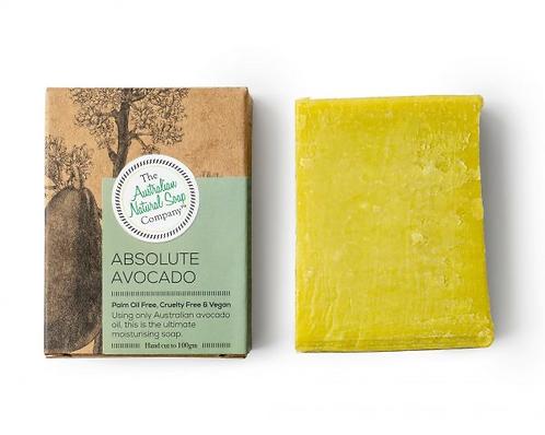 Australian Natural Soap Company - Avocado Soap