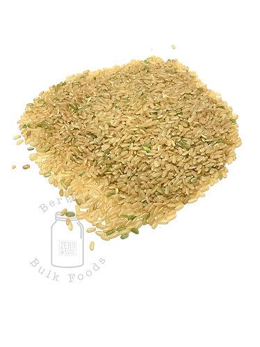 Organic Rainfed Brown Rice