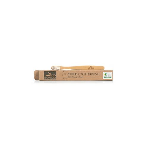 Go Bamboo - Child Toothbrush
