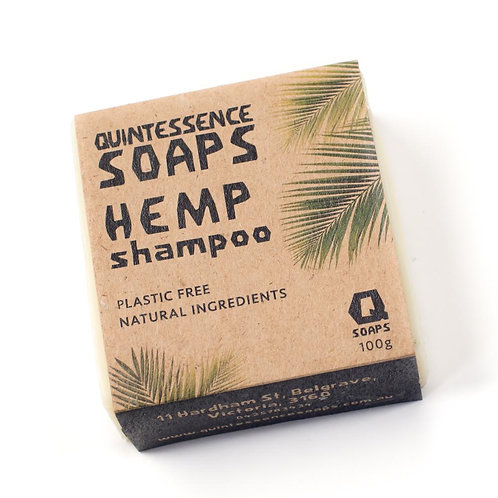 Quintessence Soaps - Shampoo Bar Camellia