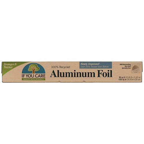 If You Care - Aluminium Foil