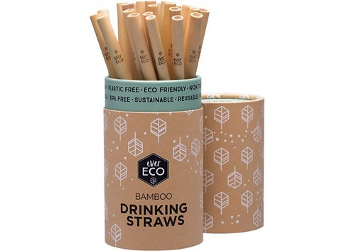 Ever Eco - Bamboo Straw Single