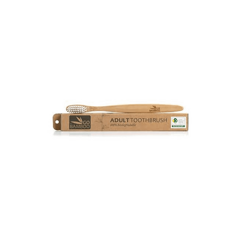 Go Bamboo - Adult Toothbrush