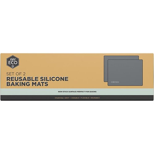 Ever Eco - Silicone Baking Mat (x2 Pack)