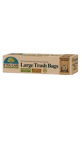 If You Care - Large Trash Bags