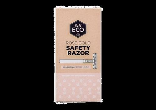 Ever Eco - Safety Razor (Rose Gold)