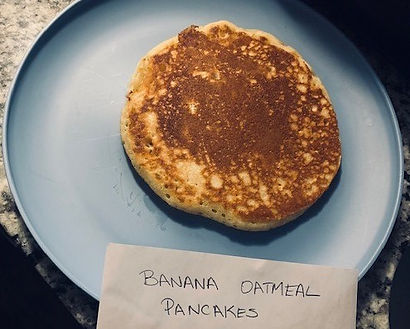 WW! Session 2 Banana Pancakes submission