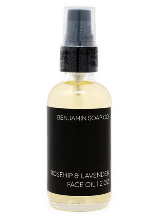 Rosehip and Lavender Face Oil