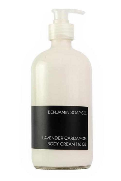 Lavender Cardamom Body Cream