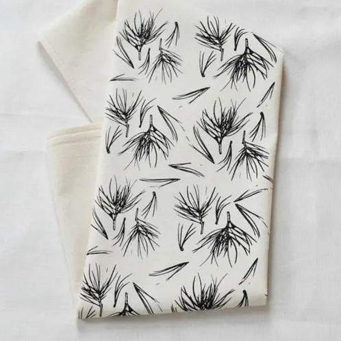 Pine Needle Tea Towel