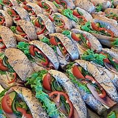 Lunchbaguetter