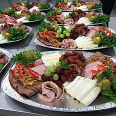 Kall Lunchtallrik