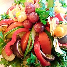 Vegetarisktårta 75kr/bit