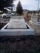Şehit Blok Mezar Projesi Ham Madde Kesimi 1