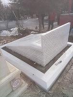 Şehit Blok Mezar Projesi Ham Madde Kesimi 2