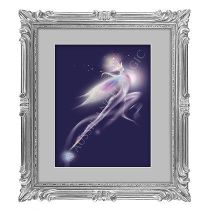 Moonbeam Faerie - Canvas