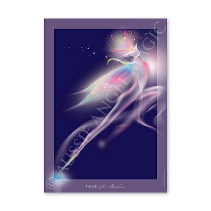 Moonbeam Faerie - Poster