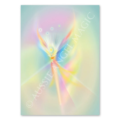 Angel of Music - Card