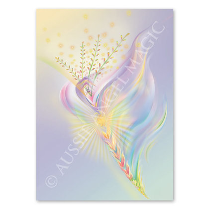 Spring Sylph - Card
