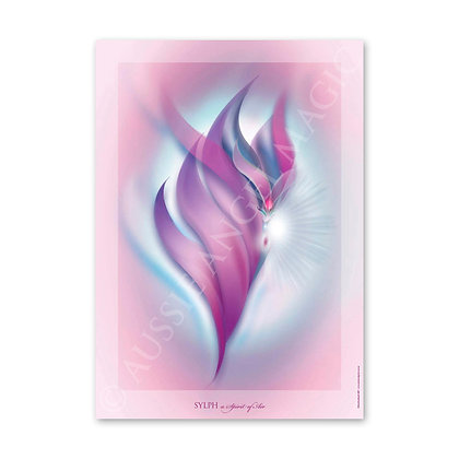 Purple Sylph - Poster