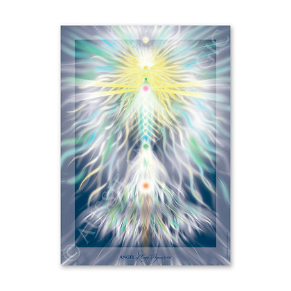 Angel of Cape Byron - Poster