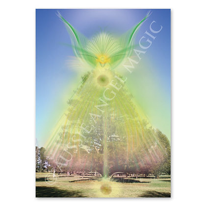 Tree Spirit - Card