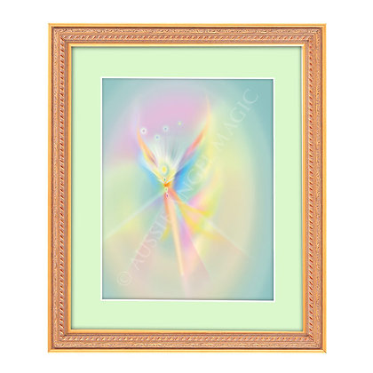 Angel of Music - Canvas