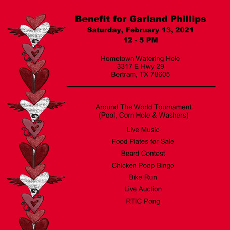Open Your Heart For Garland