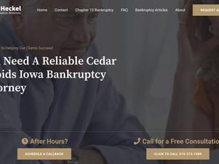 Iowa Bankruptcy Attorney