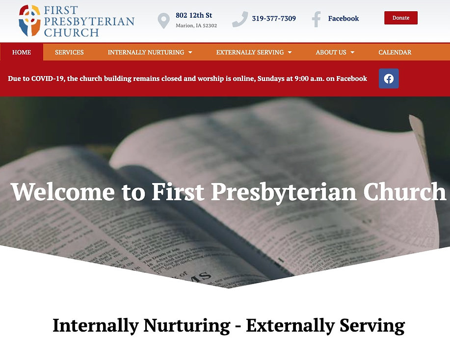 First_Presbyterian_Church_–_Internally_N