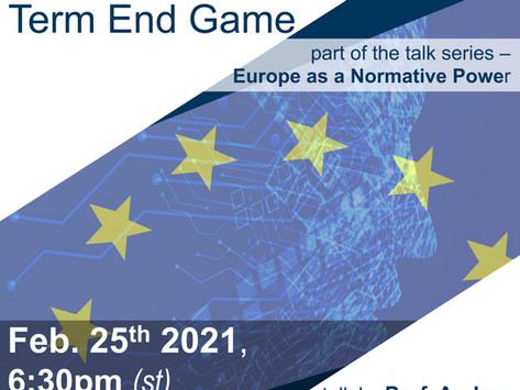 Online Talk, February 25: Roles for the EU in AI Governance
