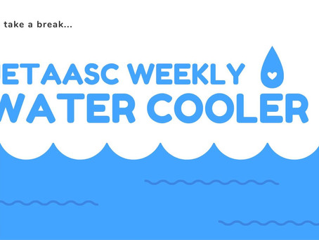 Join us at the JETAASC Water Cooler!