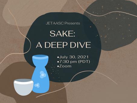 Sake: A Deep Dive