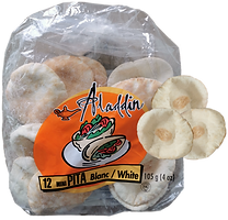 mini pains pita regulier 24 x paquets de