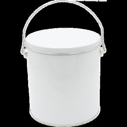 Solid White Tin