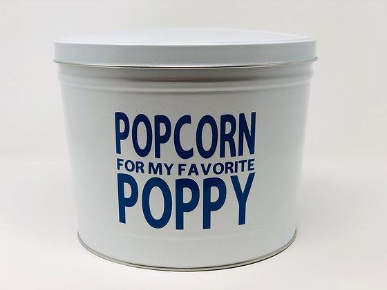 Popcorn for my Favorite Poppy