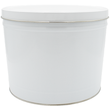 White Solid Two Gallon