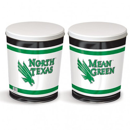 University of North Texas Three Gallon