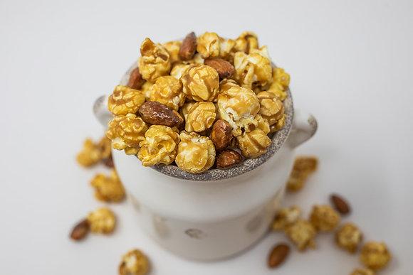 Almonds & Caramel