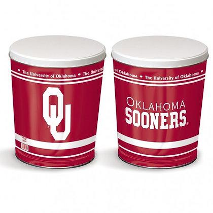 Oklahoma University Three Gallon
