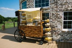 Pop Around The Corner - Popcorn Wagon