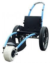 Photo of Hippocampe Beach Wheelchair