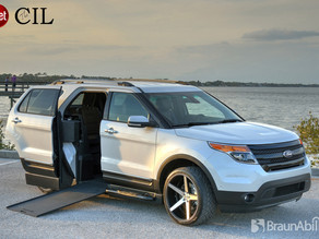 CNET and The CIL Review  Braun's Ford Explorer MXV