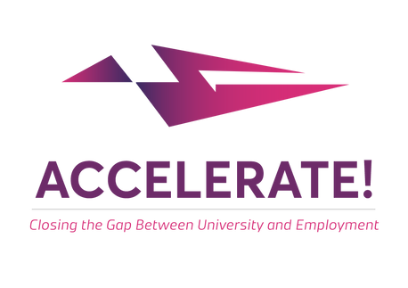 Accelerate! Closing the Gap Between University and Employment