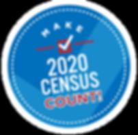Make 2020 Census Count logo