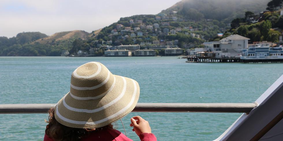Senior Travel Training Trip to Sausalito