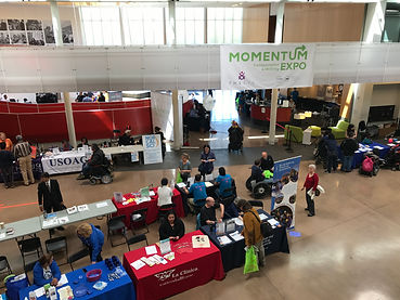 An overview of the Momentum Expo