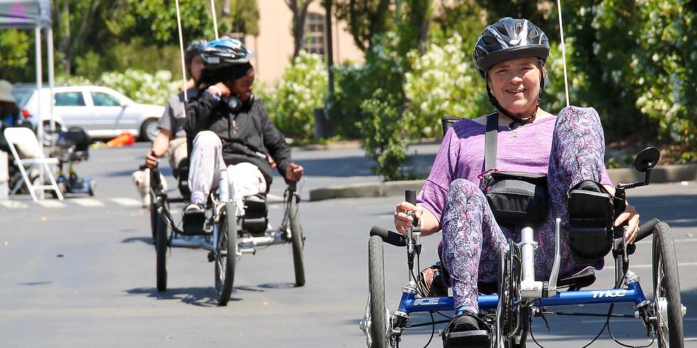 Kiwanis Club of Alameda Day of Adaptive Cycling