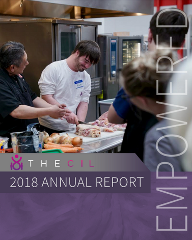 TheCIL's Annual Report 2018